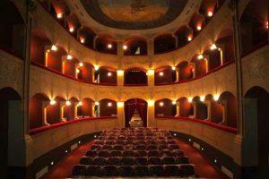 Teatro Comunale intitolato al Maestro Salvatore Cicero