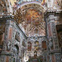 Interno della Chiesa di Santa Caterina