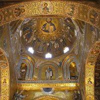 Mosaici della Cappella Palatina