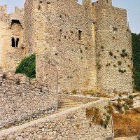 Particolare Castello di venere